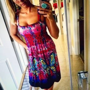 Dresses & Skirts - 👗💕🦋 Stretchy Soft Spandex-Rayon Dress 🦋💕👗